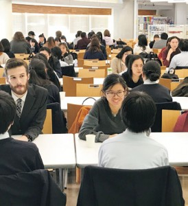 Let's Chat in English! 東洋大学に通う留学生との英会話イベント